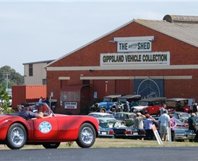 Gippsland Vehicle Collection - Australia Accommodation