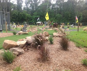 The Cove Miniature Golf Course - Australia Accommodation