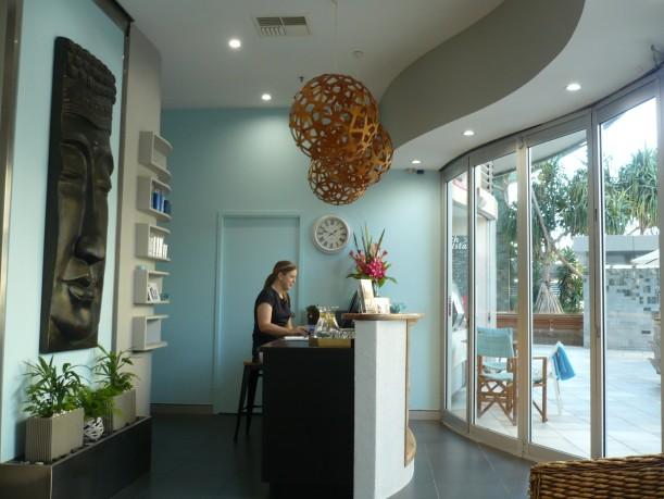 OmSari Spa - Australia Accommodation