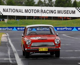 National Motor Racing Museum - Australia Accommodation