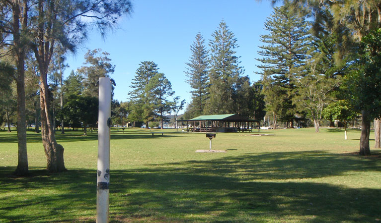 The Basin picnic area - Australia Accommodation