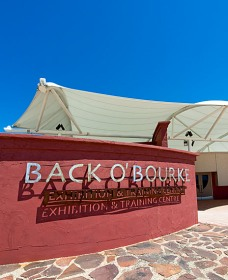 Back O Bourke Exhibition Centre - Australia Accommodation