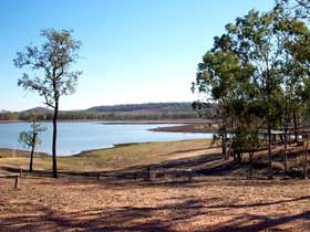 Theresa Creek Dam - Australia Accommodation