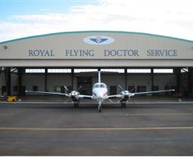 Royal Flying Doctor Service Dubbo Base Education Centre Dubbo - Australia Accommodation