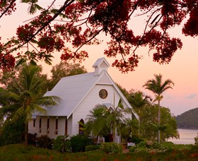 All Saints Chapel - Hamilton Island - Australia Accommodation