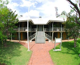Moree Lands Office Historical Building - Australia Accommodation