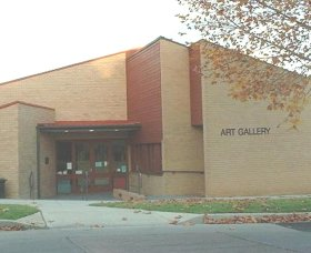 Cowra Regional Art Gallery - Australia Accommodation
