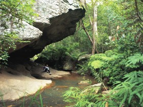 Cania Gorge National Park - Australia Accommodation