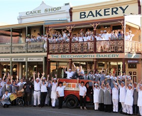 Beechworth Bakery - Australia Accommodation