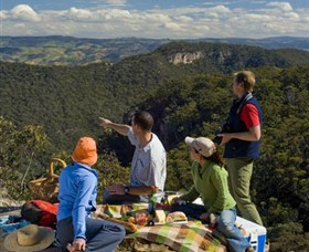 Mount Piddington Lookout - Australia Accommodation
