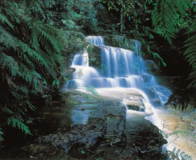 Leura Cascades - Australia Accommodation