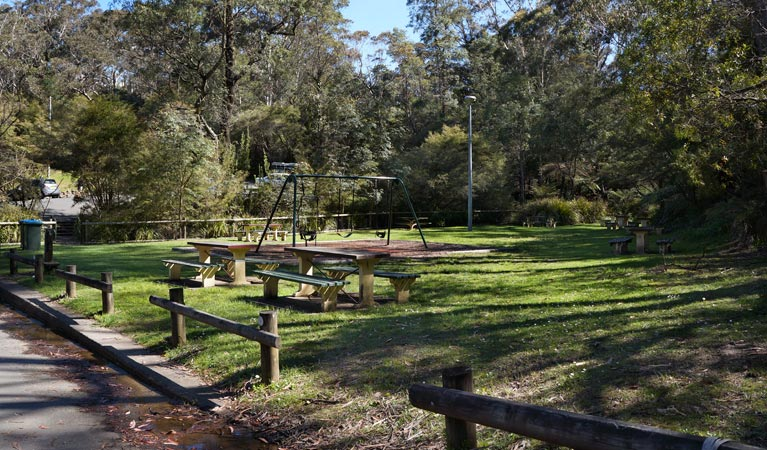 Gordon Falls lookout and picnic area - Australia Accommodation