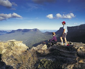 Blue Mountains National Park - National Pass - Australia Accommodation