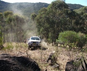 Geraldine 4WD Recreation Park - Australia Accommodation