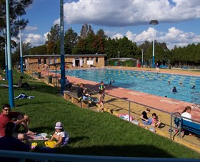 Goulburn Aquatic and Leisure Centre - Australia Accommodation
