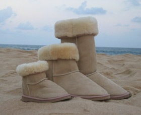 Blue Mountains Ugg Boots - Australia Accommodation