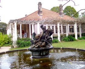 Norman Lindsay Gallery - Australia Accommodation