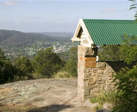 Mount Jellore Lookout - Australia Accommodation