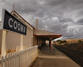 Cooma Monaro Railway - Australia Accommodation