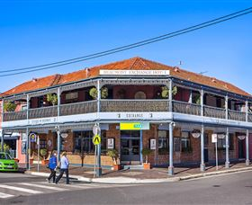 The Exchange Hotel - Beaumont - Australia Accommodation