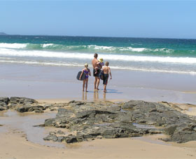 Shellharbour Beach - Australia Accommodation