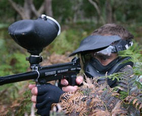 Tactical Paintball Games - Australia Accommodation