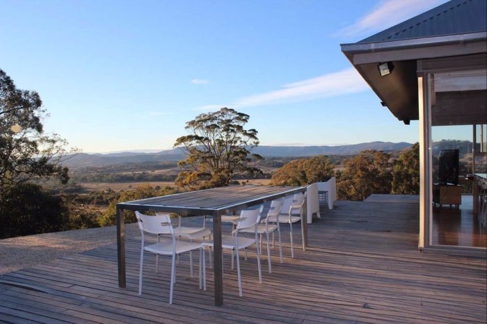 Mount Mitchell - Australia Accommodation