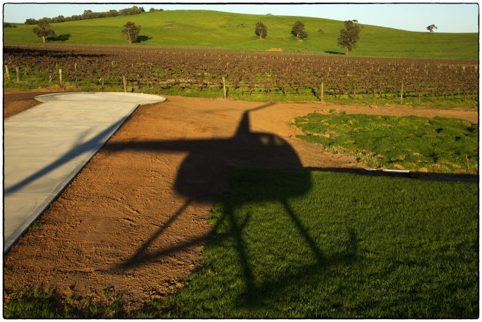 Barossa Helicopters Pty Ltd - Australia Accommodation