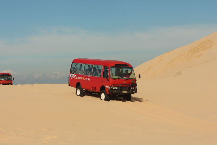 Port Stephens 4WD Tours - Australia Accommodation