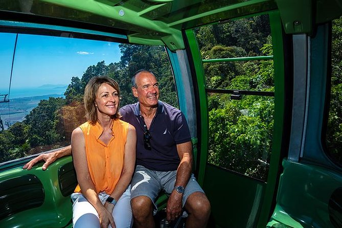 Skyrail Rainforest Cableway Day Trip from Palm Cove - Australia Accommodation