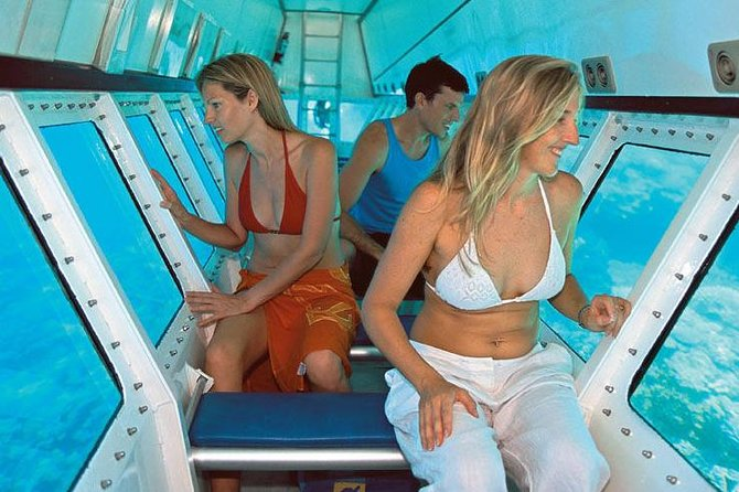 Quicksilver Outer Great Barrier Reef Snorkel Cruise from Palm Cove - Australia Accommodation