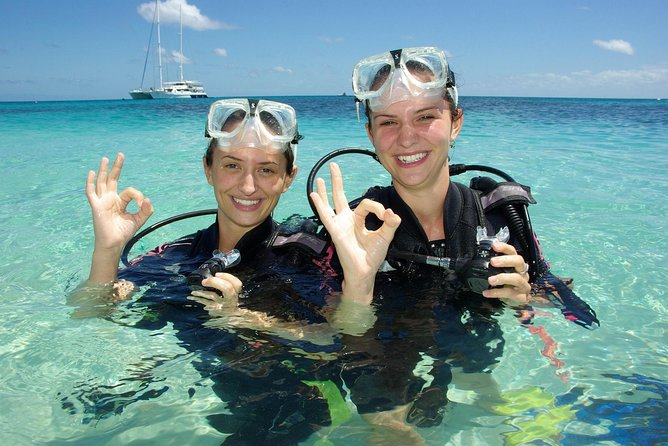 Ocean Spirit Michaelmas Cay Dive and Snorkel Cruise from Palm Cove - Australia Accommodation