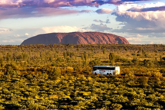 Coach Transfer from Kings Canyon Resort to Ayers Rock Resort - Australia Accommodation