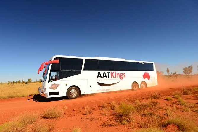 Coach Transfer from Kings Canyon to Alice Springs - Australia Accommodation