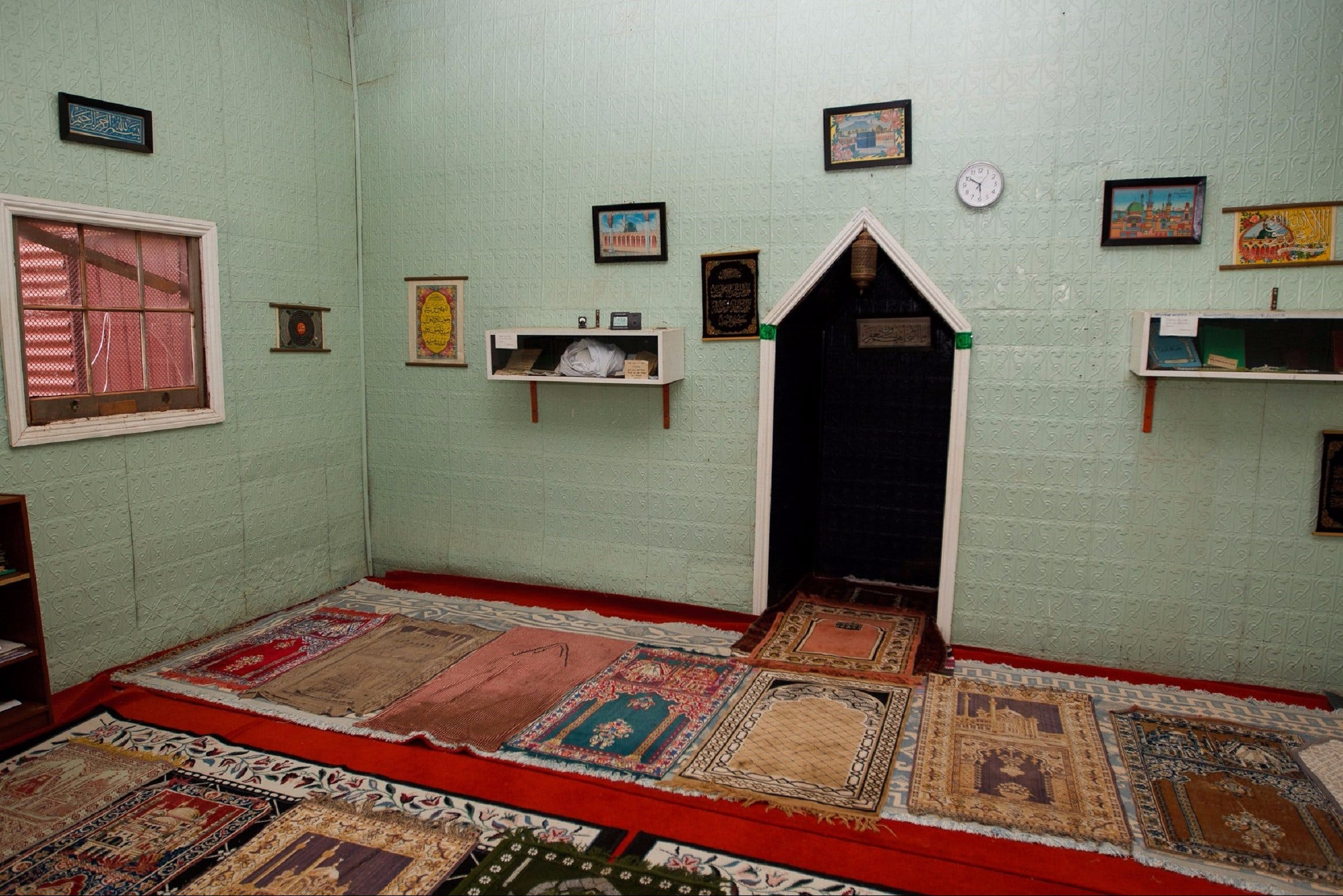 Afghan Mosque - Australia Accommodation