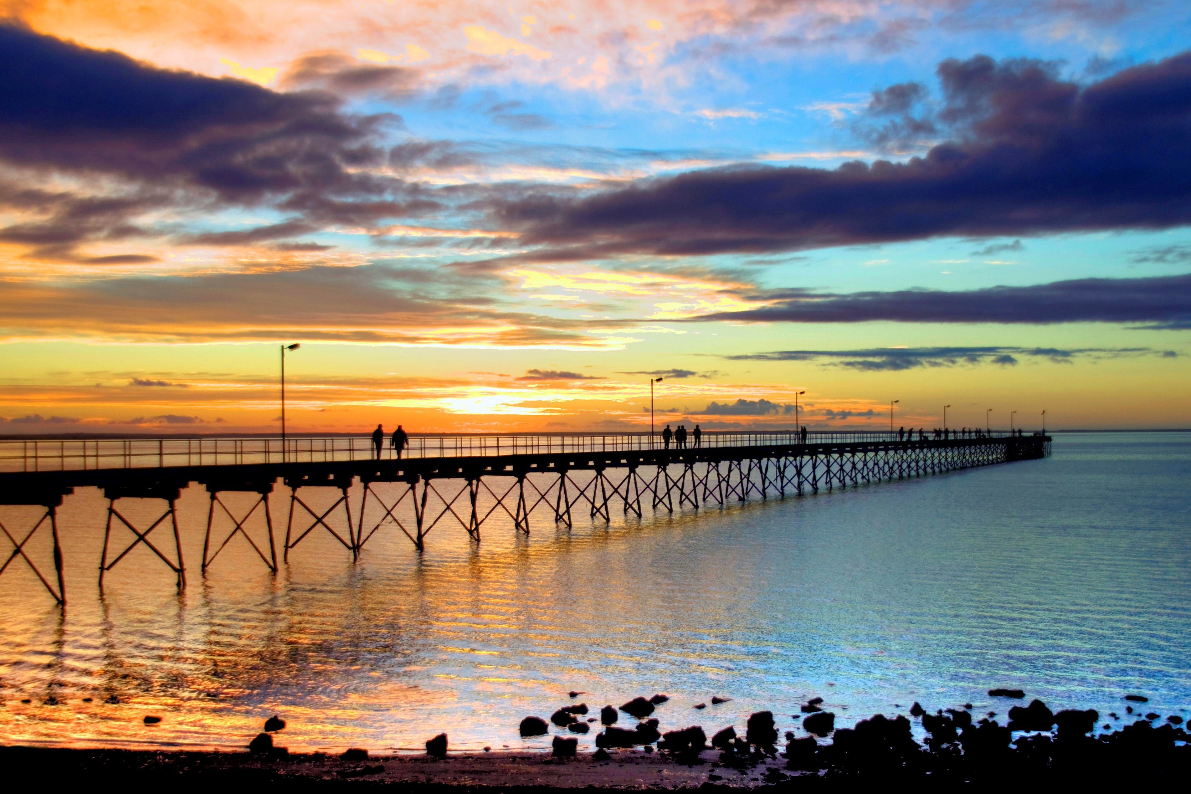 Ceduna Jetty - Australia Accommodation