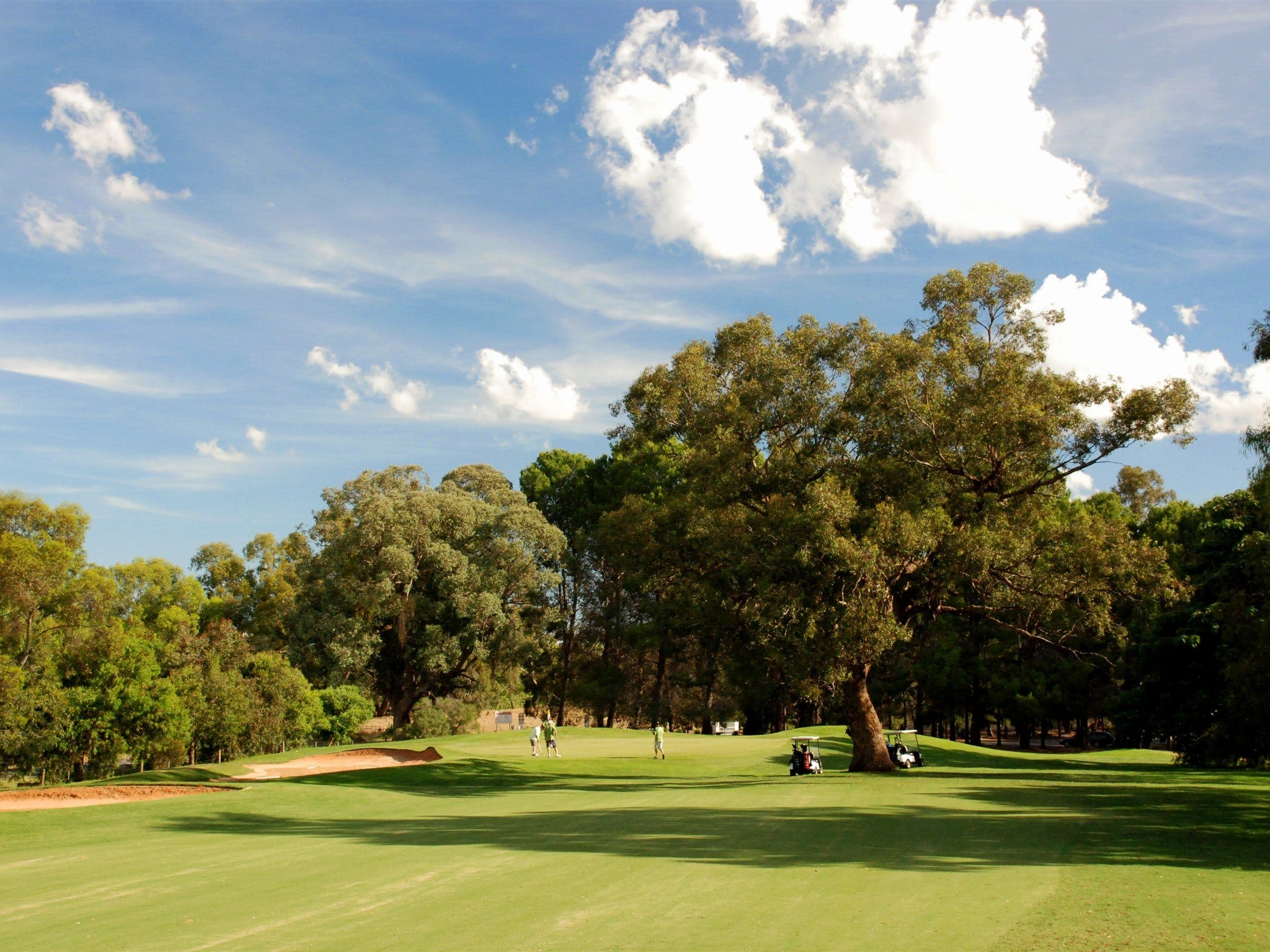 Corowa Golf Club - Australia Accommodation