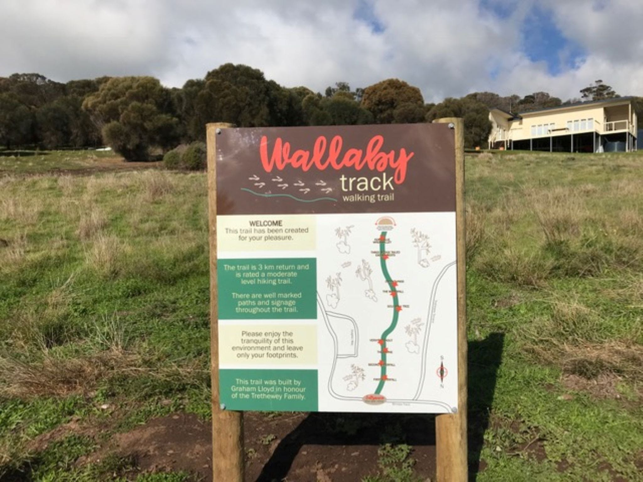 The Wallaby Track - Australia Accommodation