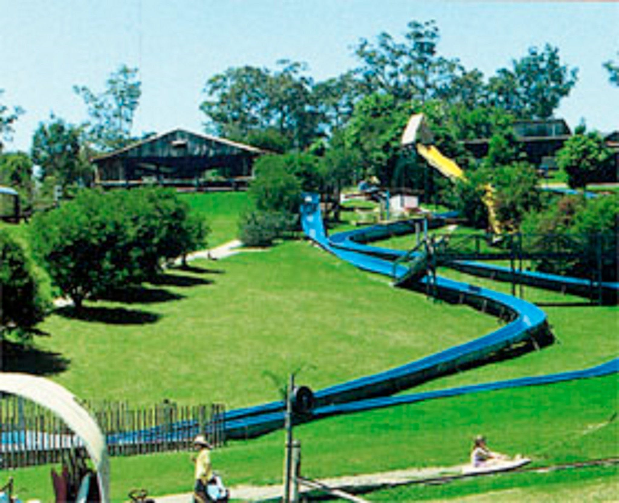 Big Buzz Fun Park - Australia Accommodation