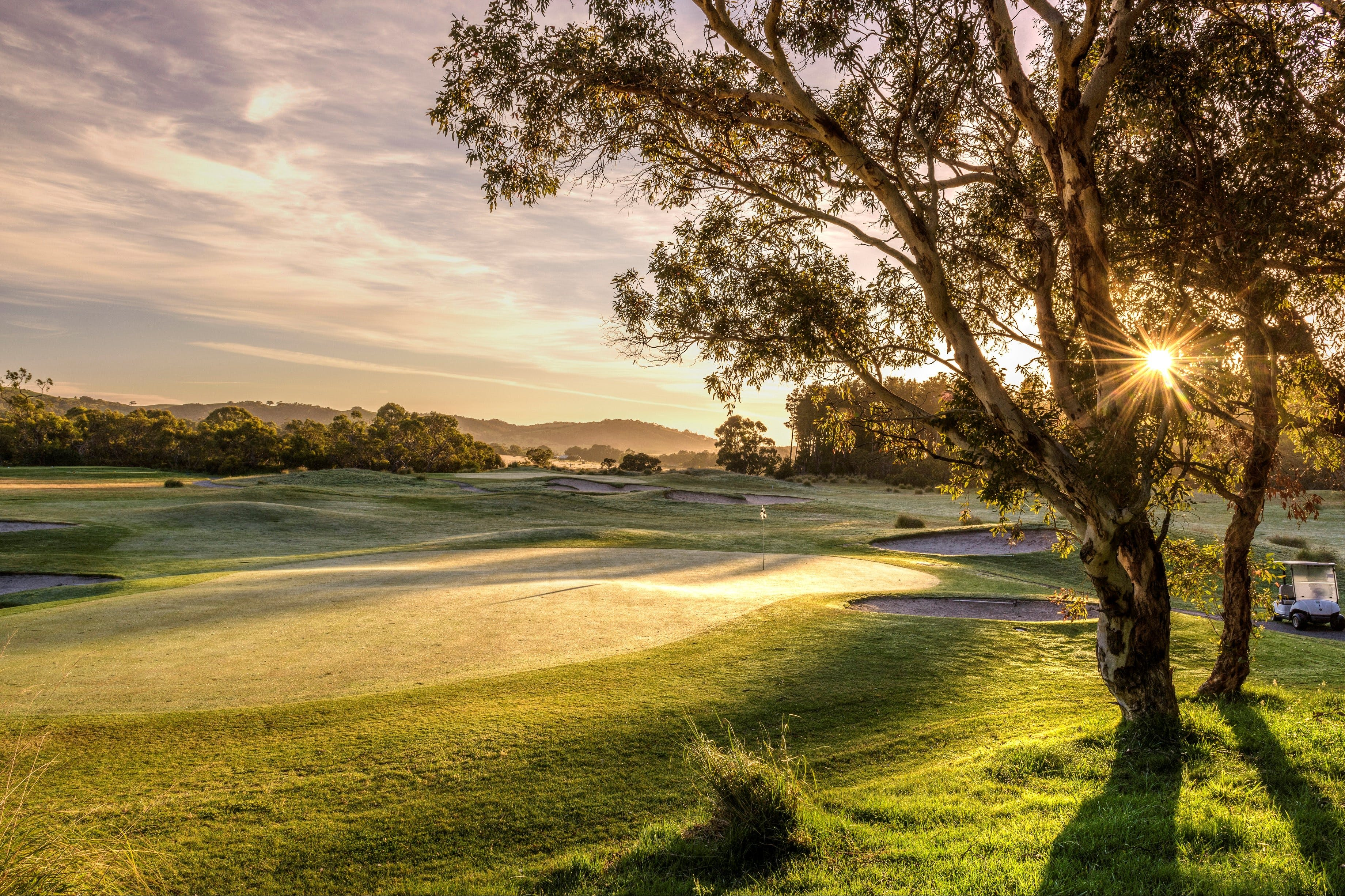 Mount Compass Golf Course - Australia Accommodation