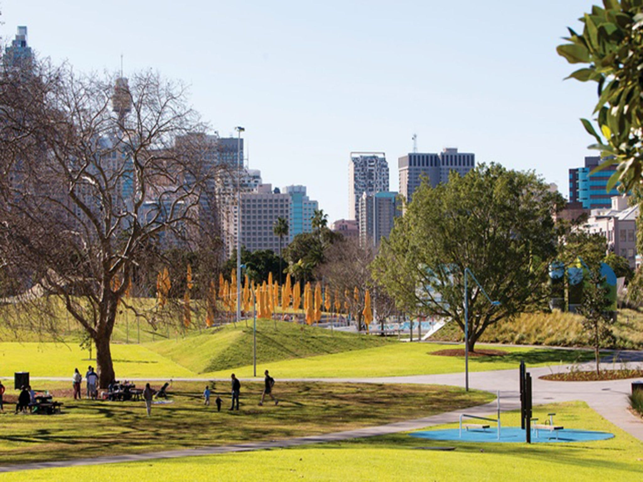 Prince Alfred Park - Australia Accommodation