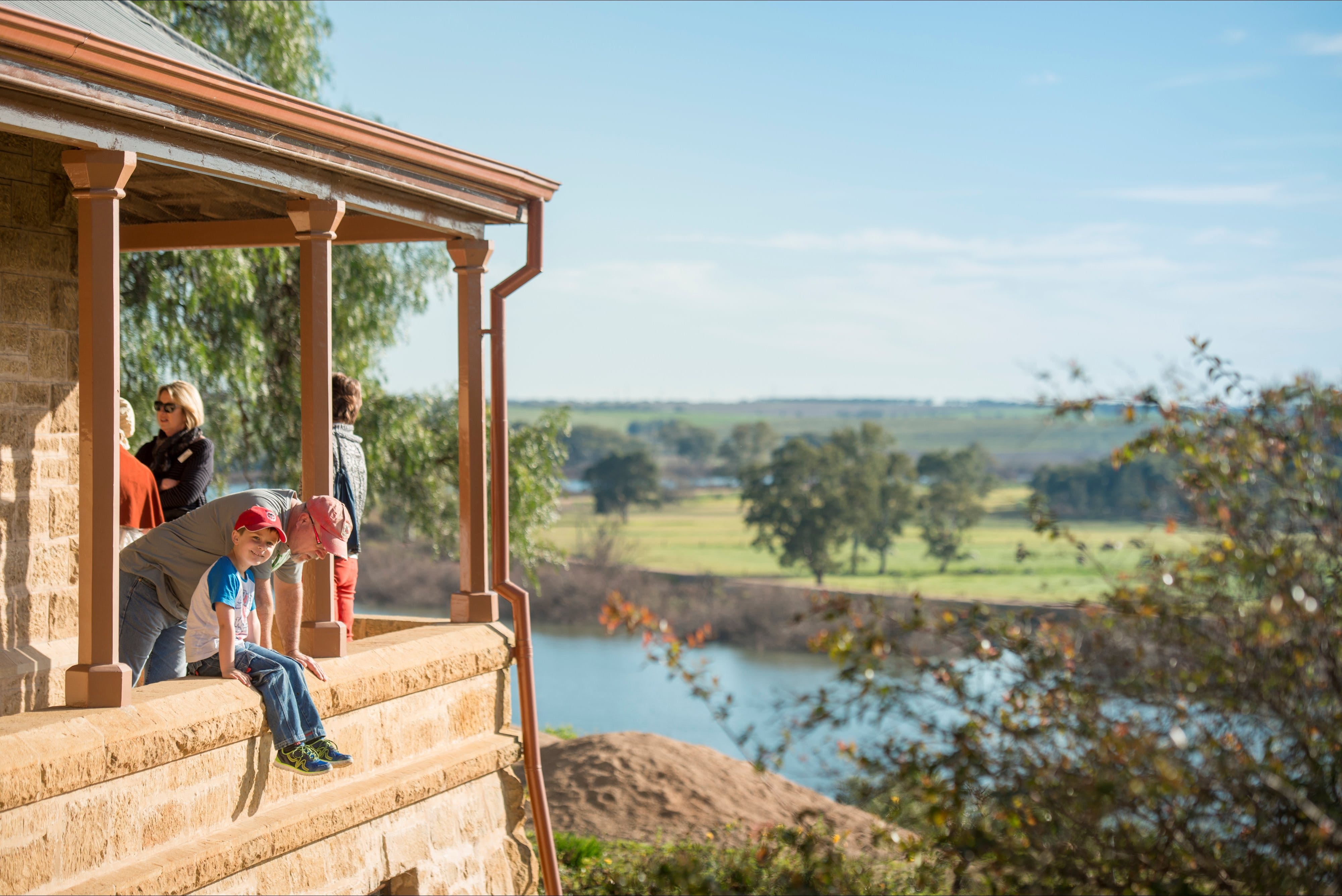 The Murray Bridge Discovery Trail - Australia Accommodation