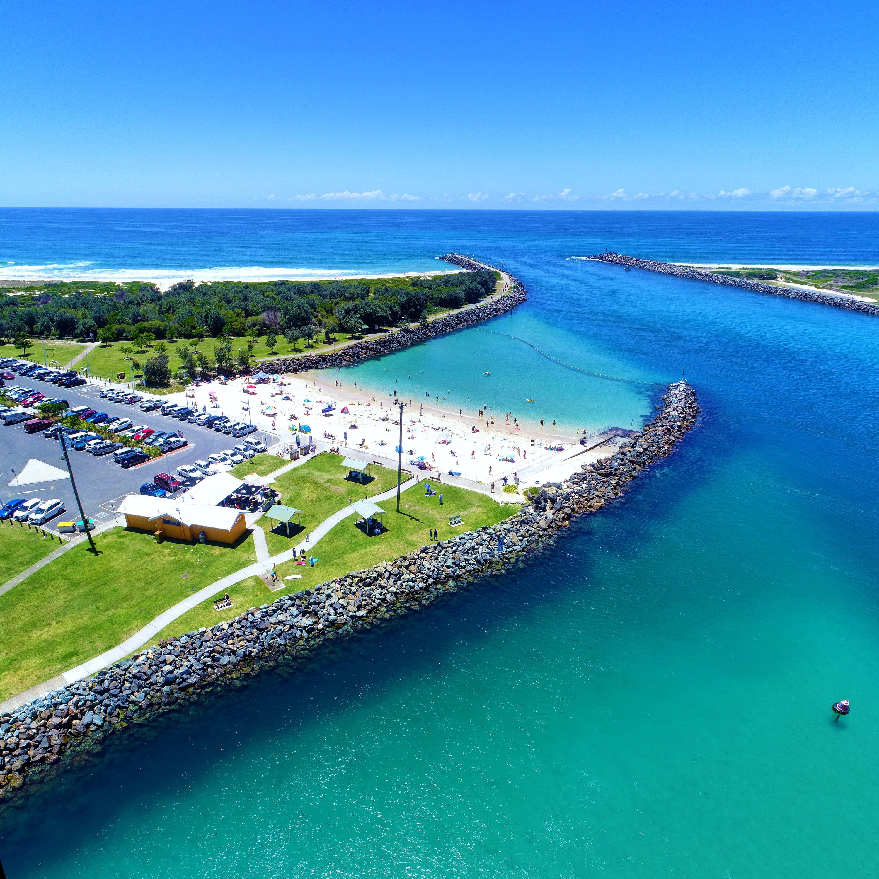 Tuncurry Rock Pool - Australia Accommodation