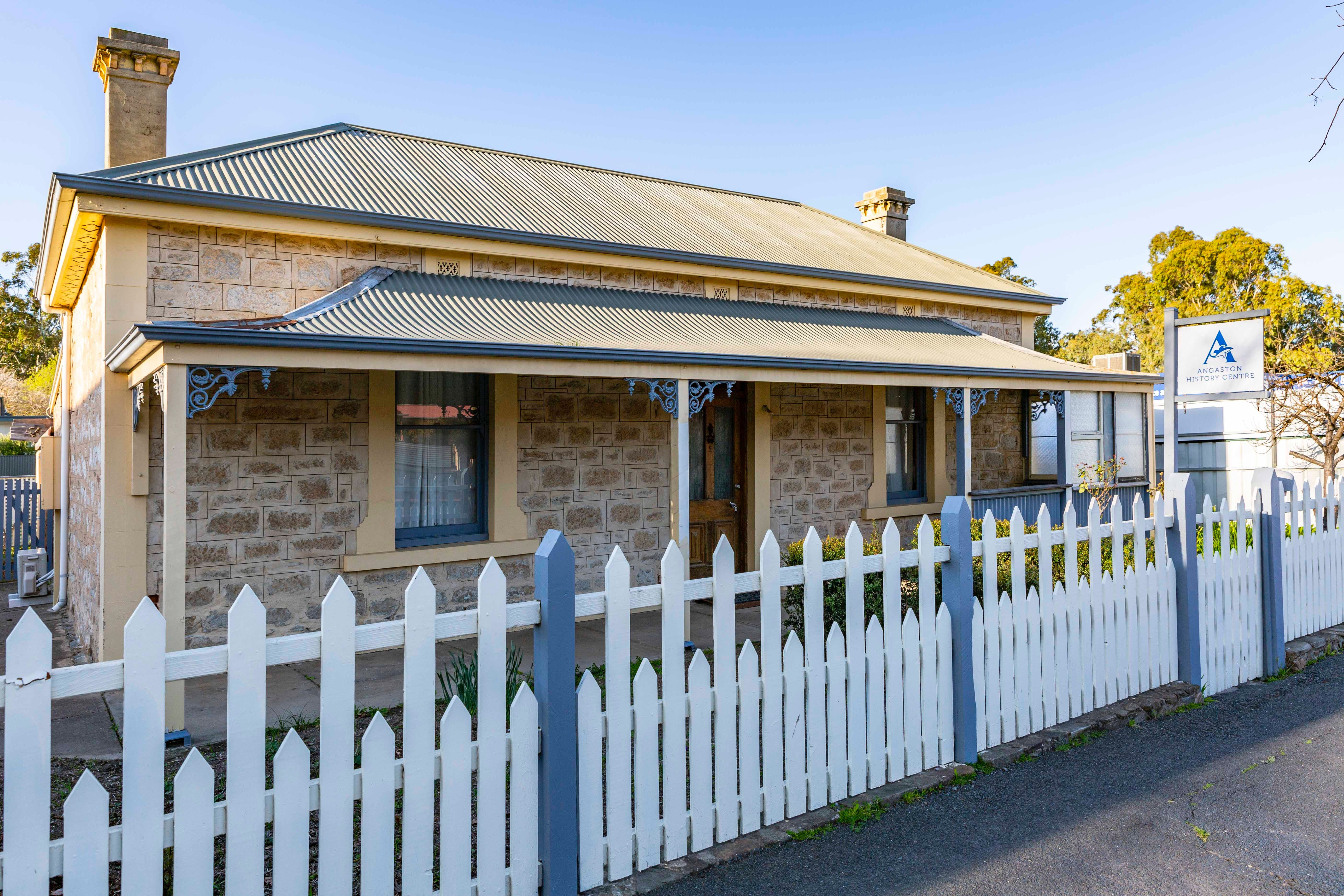 Angaston History Centre - Australia Accommodation