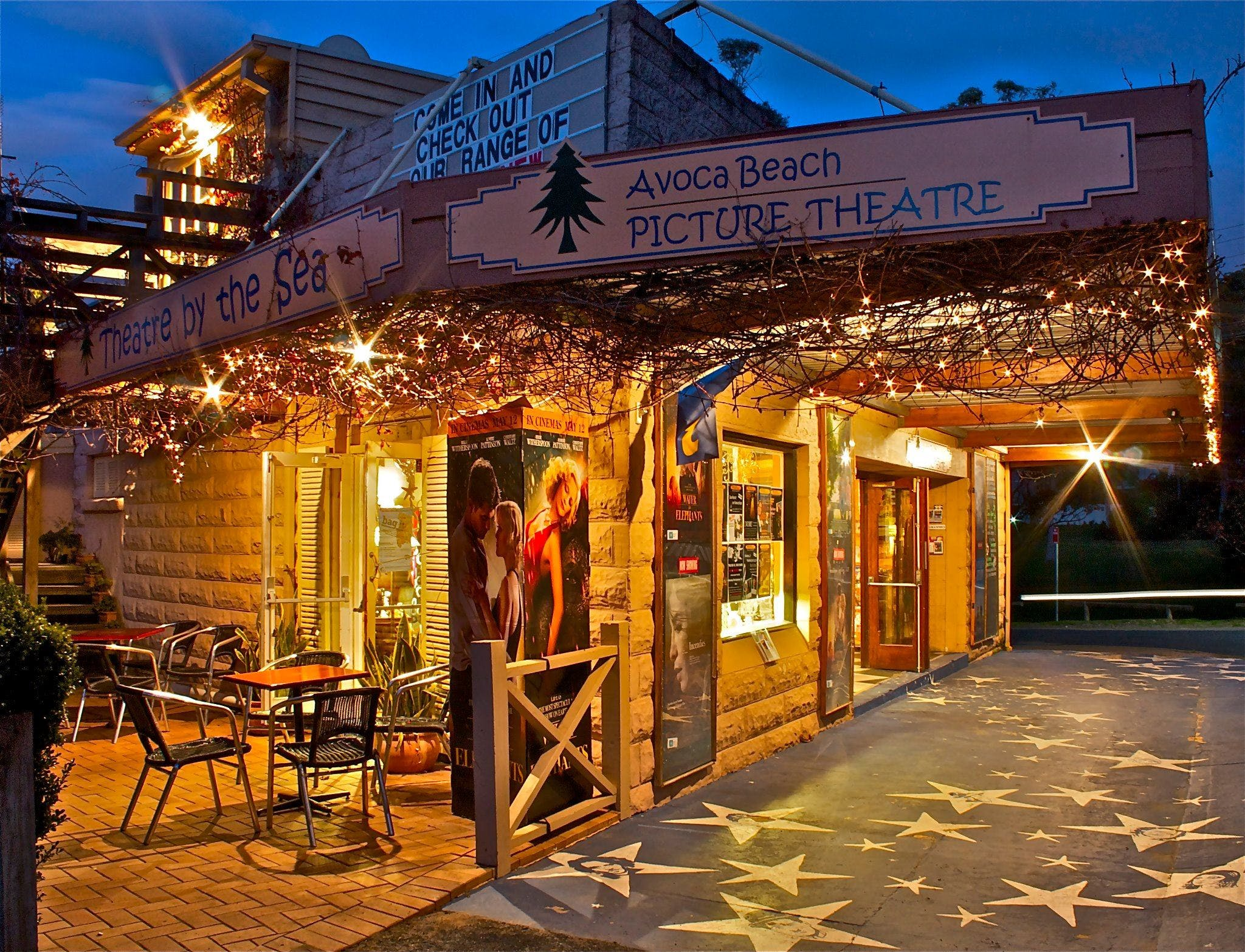 Avoca Beach Picture Theatre - Australia Accommodation