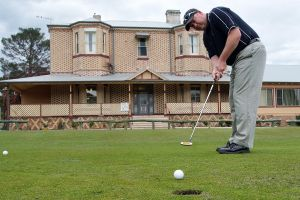 Lithgow Golf Club - Australia Accommodation