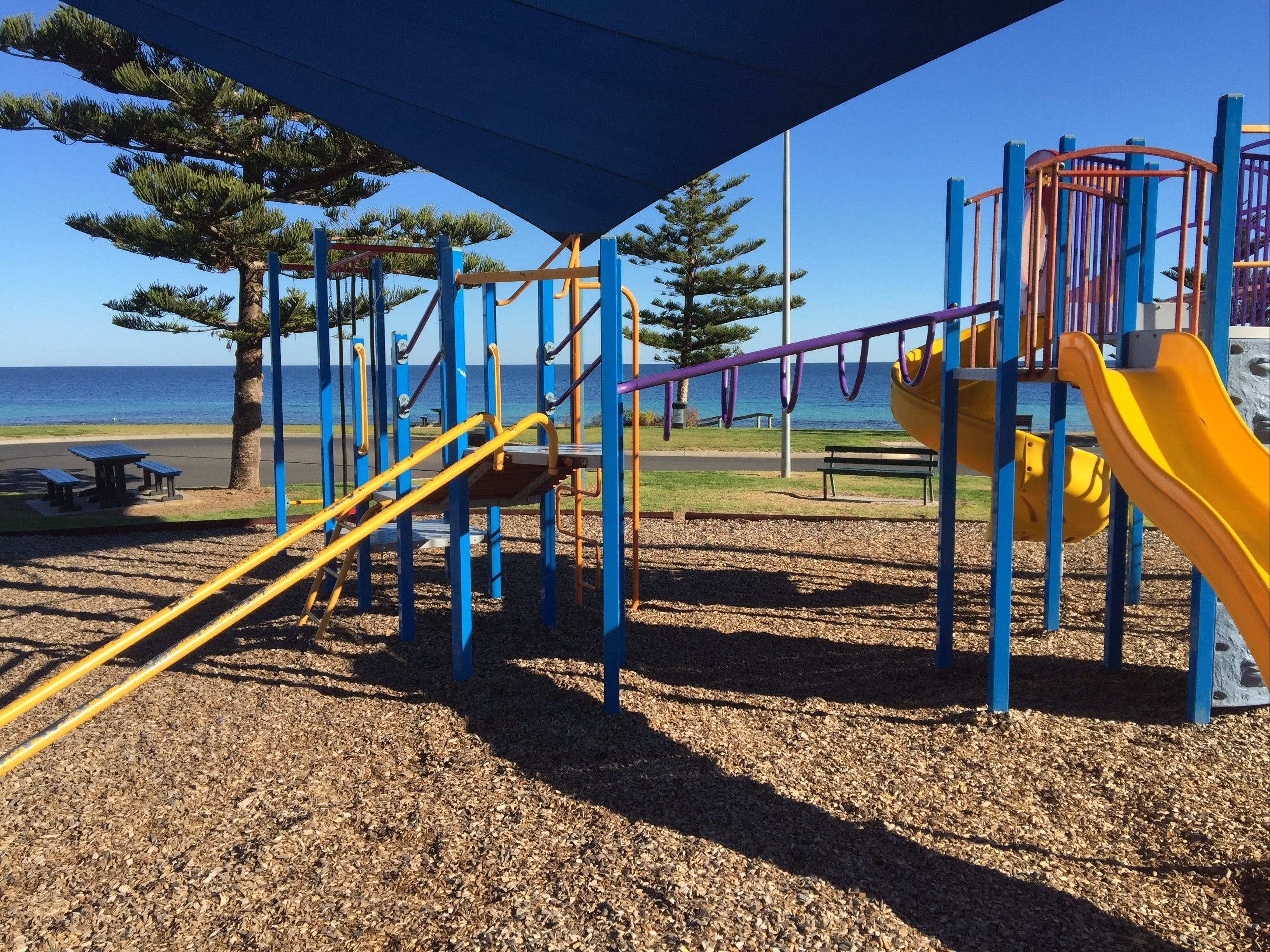 Port Hughes Playground - Australia Accommodation