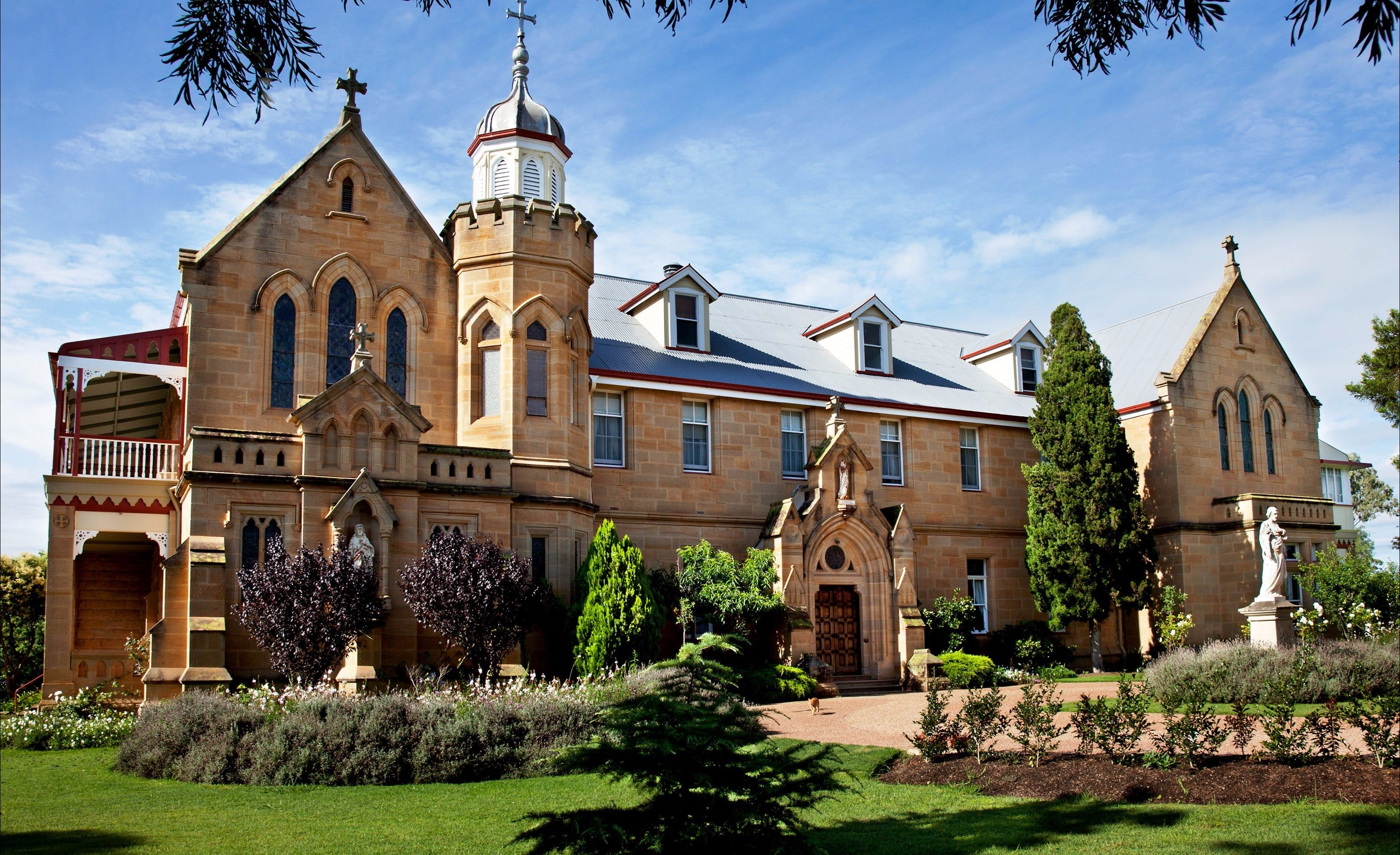 Abbey of the Roses - Australia Accommodation