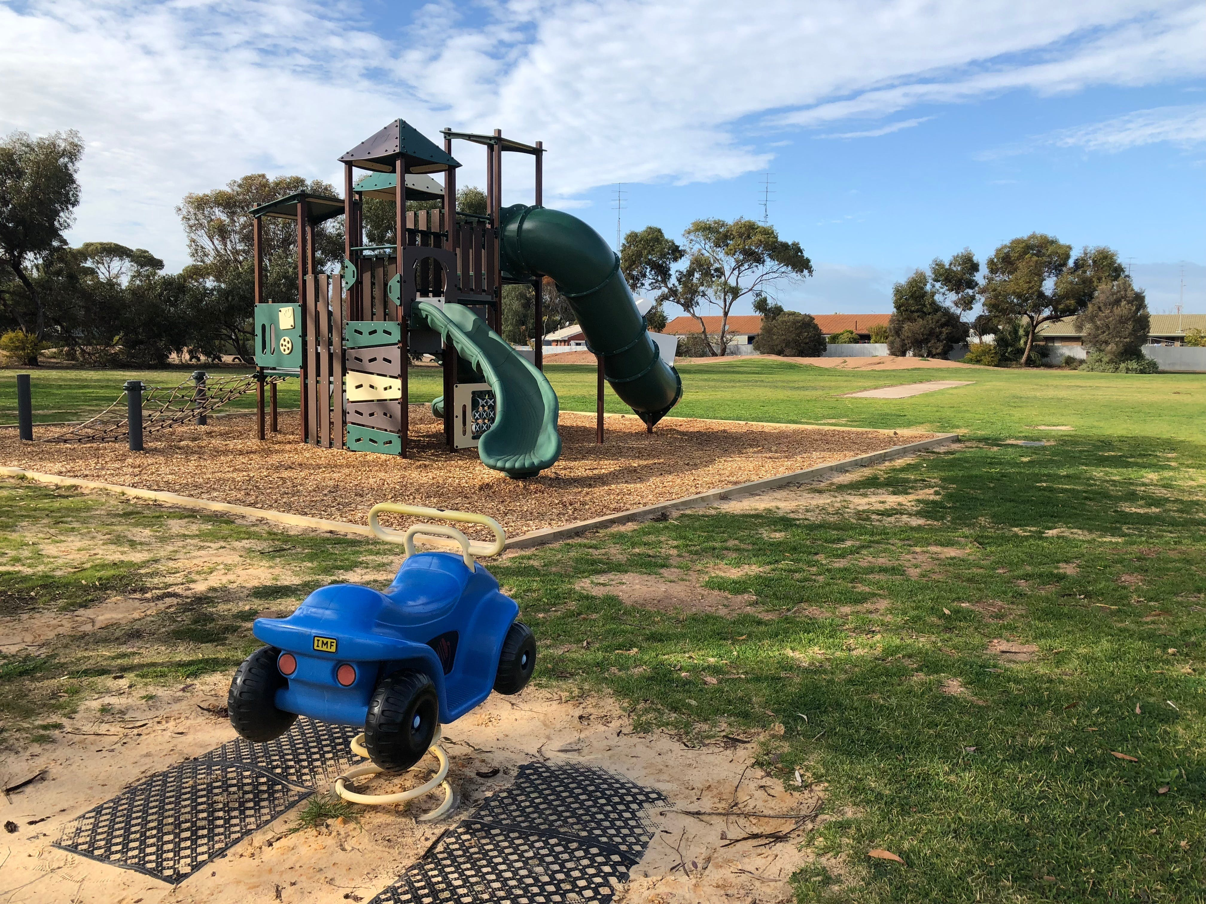 New Town Playground - Australia Accommodation
