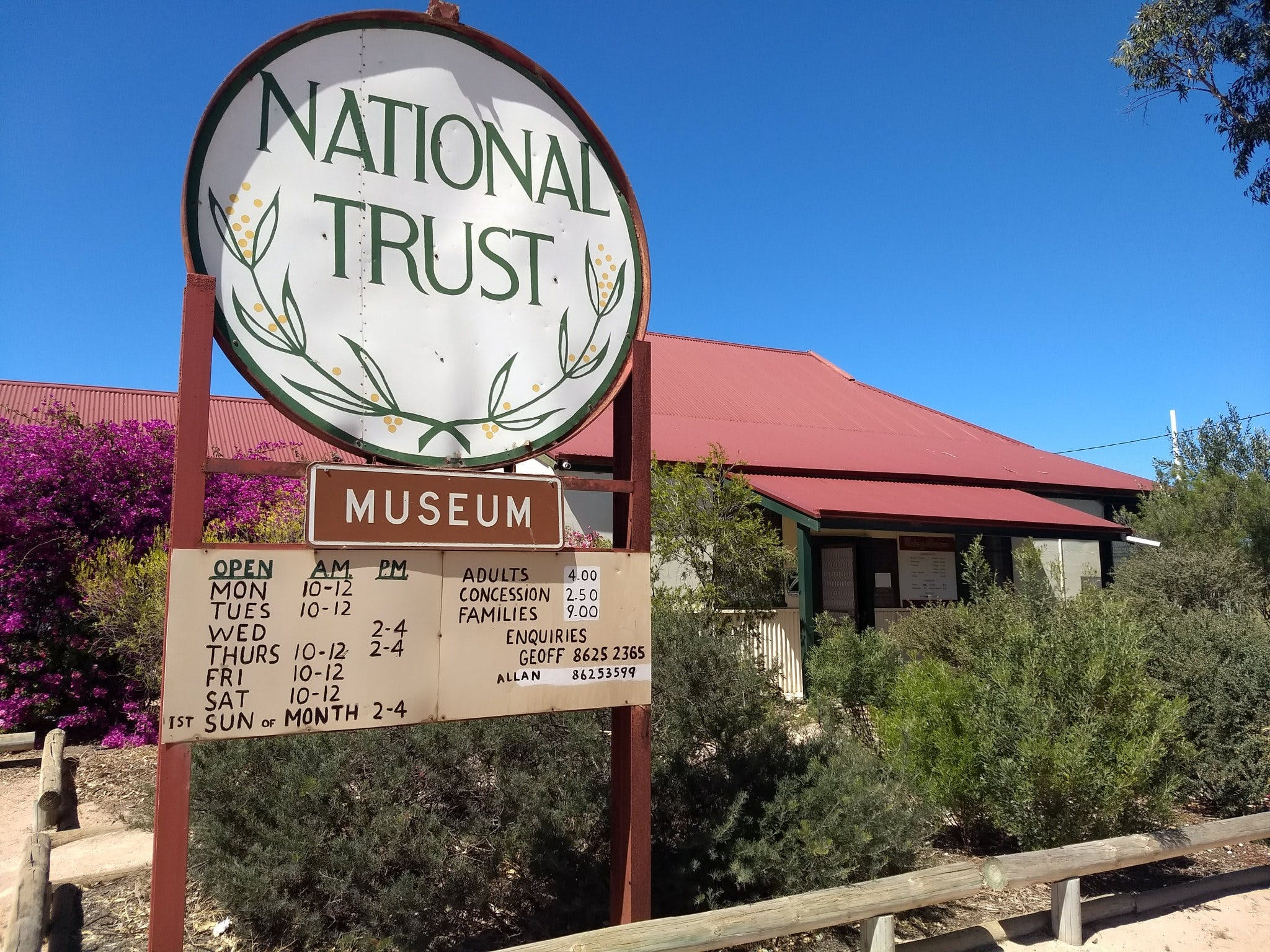 Ceduna National Trust Musuem - Australia Accommodation